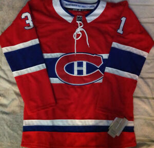 Brand New Montreal Canadians and Boston Bruins Jerseys