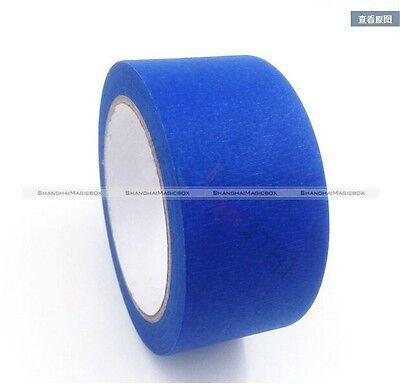 30 Meters 3D Printer Blue Tape 48mm Wide Reprap Bed Tape Painters Masking - 3 Meter Blue Painters Tape