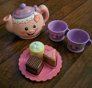 Fisher Price Laugh & Learn Tea Party Set