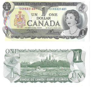Canadian Old Paper Money