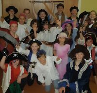 Youth Theatre Camp in Mahone Bay