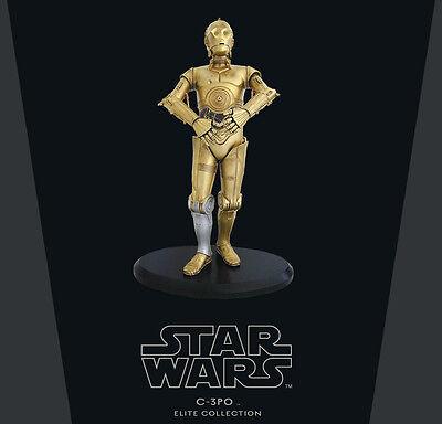 Star Wars Elite Collection - C-3PO #2 Actionfigur Figur - Attakus NEU OVP