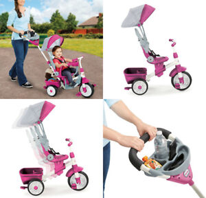 *Brand New* Little Tikes Perfect Fit 4-In-1 Trike - Pink