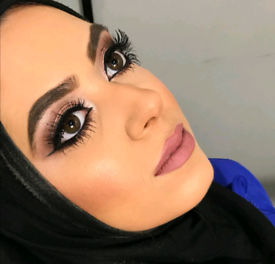 Bridal makeup hair and mehndi artist