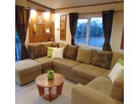 Static caravan for sale for larger families great for rentals
