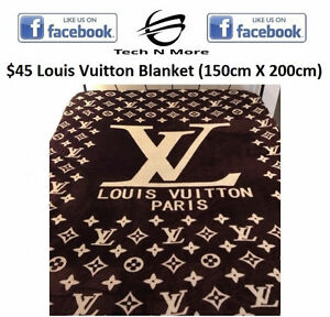 Louis Vuitton Blankets