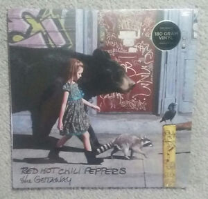 Red Hot Chili Peppers - The Getaway 180g