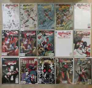 Harley Quinn Special # 1's collectible comics