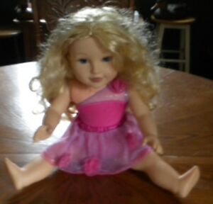 "Newberry 18"" Doll"