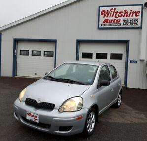 FOR SALE 2004 TOYOTA ECHO...SOLD SOLD