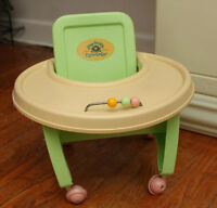 Doll Toy Walker by Cabbage Patch Kids Rare Vintage
