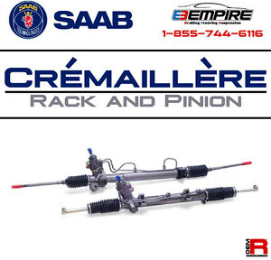 ►► Crémaillère | Rack and pinion ► SAAB • 900 • 9000