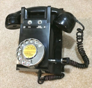 Beeston Notts E-11 Telephone, Collectibles, Vintage