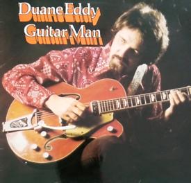 Duane Eddy - Guitar Man. Vinyl LP Record Album.