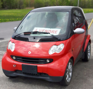 2006 Smart Fortwo Passion Diesel seulement 140000km