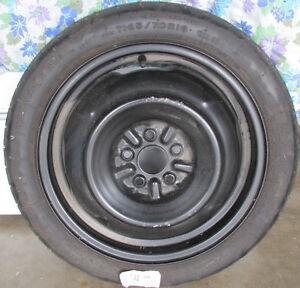 2 BRAND NEW - never used - Temporary Spare Tires - Corolla (OEM)