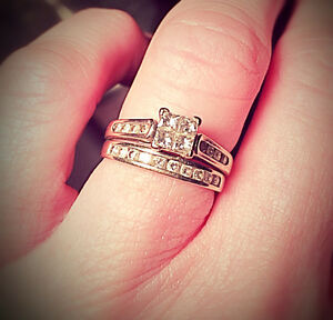 BenMoss Wedding Ring Set