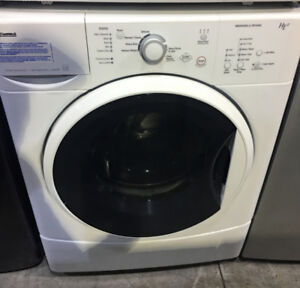 """27"""" white front load washer Kenmore $499"""