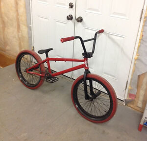4 BMX Bikes For Sale Or Trade