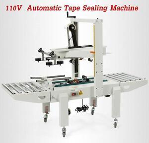 110VAutomatic Tape Sealing Machine020042