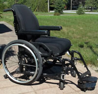 FOR SALE --Helio A7 Manual Wheelchair