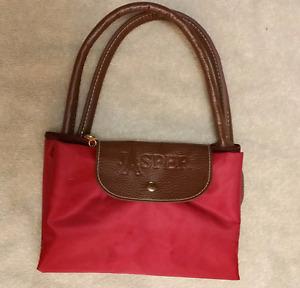 Jasper foldout bag