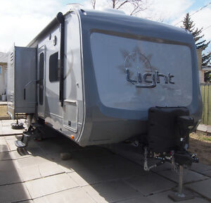 Open Range Light 2015 Travel Trailer