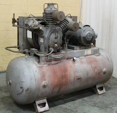 30 Hp Ingersoll Rand Air Compressor Yoder 63188