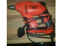 Black and Decker Hammer Drill excellent condition...