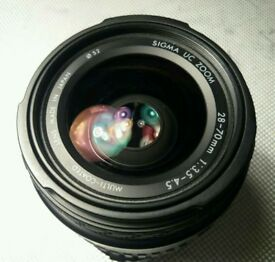 Canon lens 28-70mm