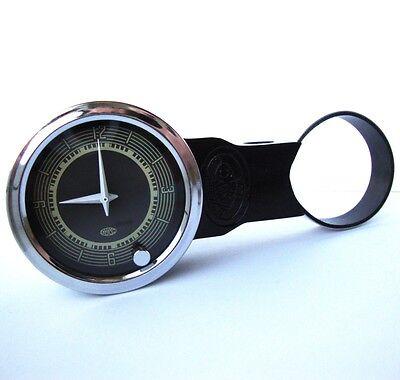 Motometer Calibre Soporte Para VW Escarabajo Ghia Dividido Porsche 356 Negro