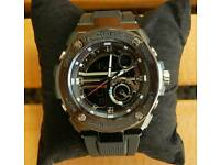 G shock watch gst-200cp stainless
