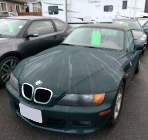 1997 BMW 3 Series Z3