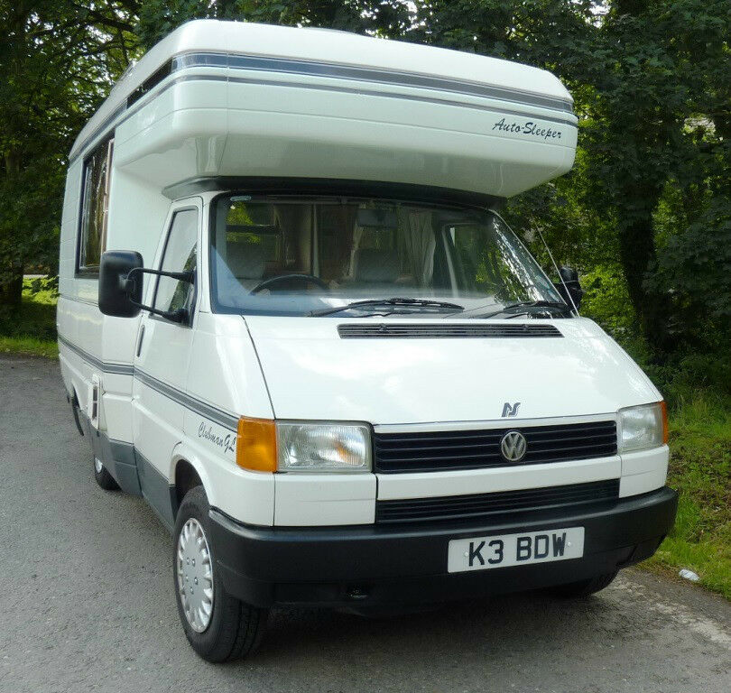VW Autosleeper Clubman GL Motorhome 1993 2.0L With LPG