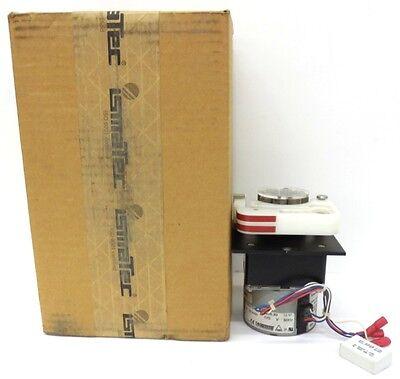Ismatec Pump Head Ism634-0155 Ca-2 E808 C Watt 8 Volt 115 Hz 60