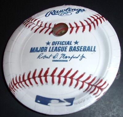 Rawlings Major League Baseball Birthday Party 8ct 7