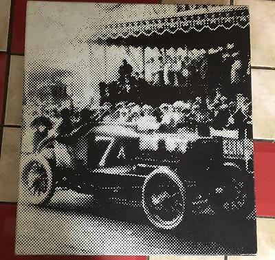 Grand Prix Racing 1906-1914 TASO Mathieson in Slip Case (Signed)