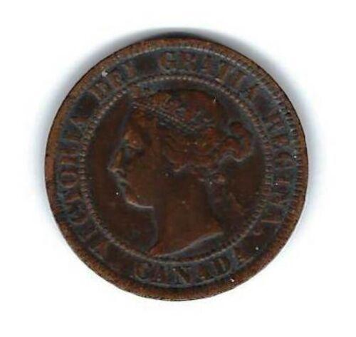 Canada - Cent - 1900 - Bronze - KM# 7