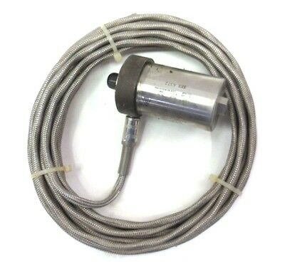 Cec Transducer Vibration Velocity Sensor 09384368925-0101 Cable Attached