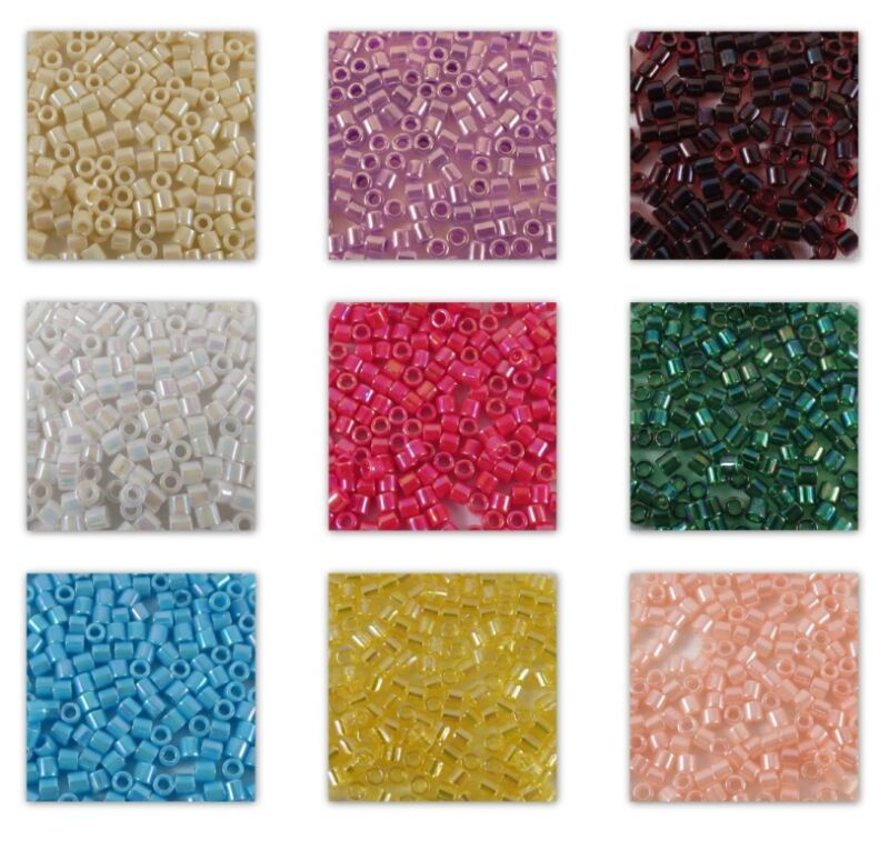 Delica 8/0 Miyuki Seed Beads  6.8 g #152-297