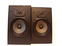 Wharefendale speakers made in England 60W very good conditions