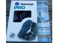 YAKTRAX PRO SHOE TRACTION DEVICE