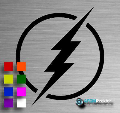 FL Logo #01 Vinyl Aufkleber Decal Sticker alternativ ähnlich DC The Flash COMICS