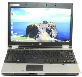 HP 8440 / INTEL i5 2.40 GHz/ 4 GB Ram/ 250GB HDD/ WIRELESS/ BLUETOOTH/ WIN 7