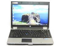 HP 8440p / INTEL i5 2.40 GHz/ 4 GB Ram/ 320 HDD - WIN 10