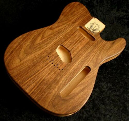 Telecaster Body • Walnut  • Alder • / Tele Guitar Body / Pre-Order