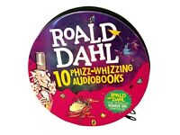 Roald Dahl kids Audiobooks.