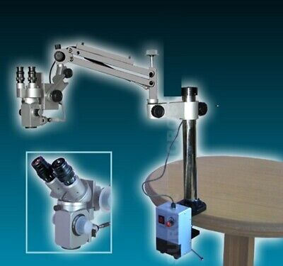 3 Step Portable Ent Microscope - Ent Microscope Latest Quality - Free World Ship