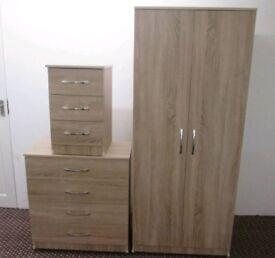 Winchester Wardrobe set