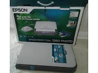 Epson 1260 Photo Scanner